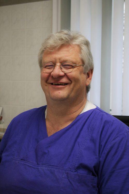 Dr. med. vet. Falko Pötzsch