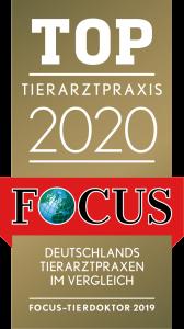 Top Tierarztpraxis Focus Logo